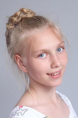 Екатерина Лебедкина, «Топ модель по-детски-2016», фото
