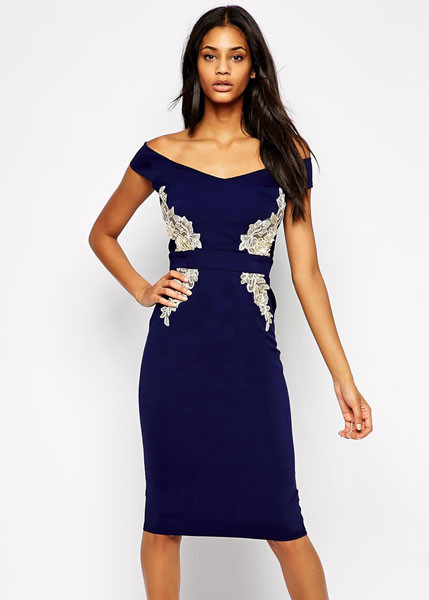 Платье Little Mistress, 3937 р. (Asos)