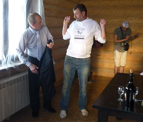 Юрий Попович