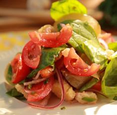 5 изысканных летних салатов
