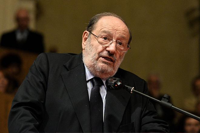 Умер итальянский писатель Умберто Эко