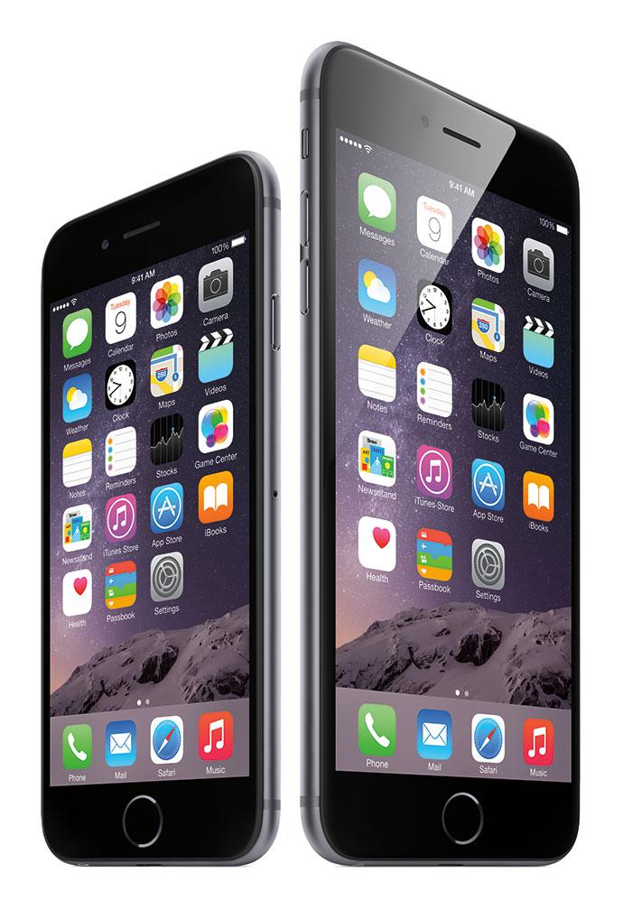 Больше и тоньше: Apple представили новые модели iPhone