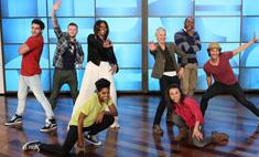 Танцуй как Обама! Первая леди Америки зажгла на телешоу