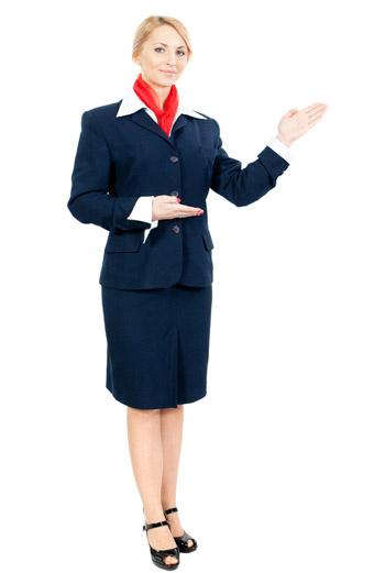 При возникновении страха можно обратиться за помощью к стюардессе.