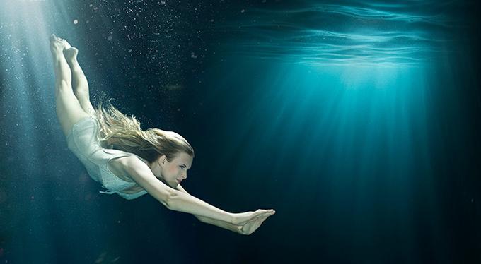 Кто боится воды?