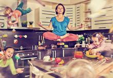Матери на грани нервного срыва: как избежать выгорания