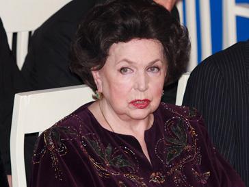 Галина Вишневская будет похоронена на Новодевичьем кладбище