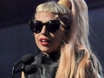 Леди ГаГа (Lady GaGa) стала лидером новой музыкальной премии