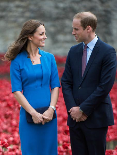 История любви Кейт Миддлтон и принца Уильяма в фотографиях   галерея [1] фото [5]