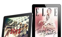 Журнал ELLE выпустил приложение для iPad