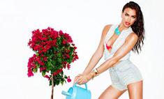 Ирина Шейк примерила самые сексуальные тренды весны