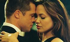 Джоли и Питт покажут любовь у моря