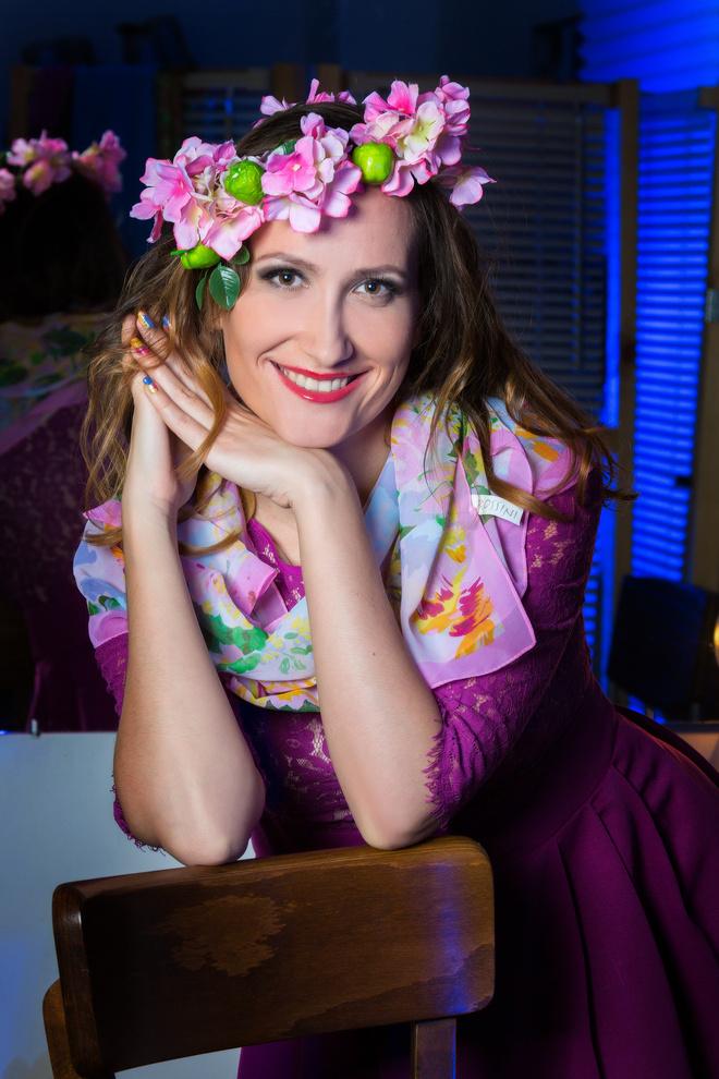Самые красивые женщины Анна Короткова