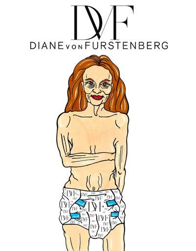 Диана фон Фюрстенберг (Diane von Fürstenberg)