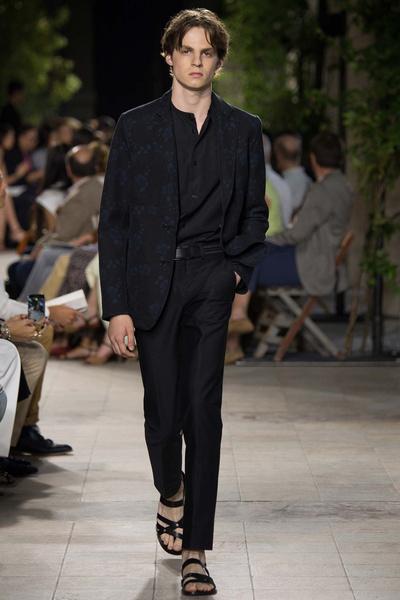 Неделя мужской моды в Париже: лучшие показы | галерея [8] фото [1]