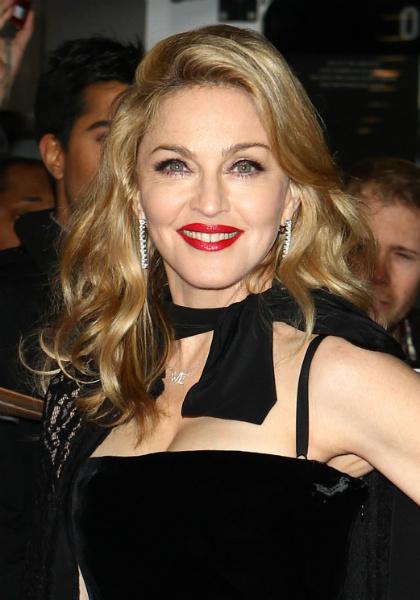 Мадонна, первая работа звезд