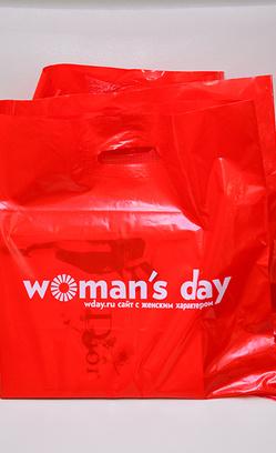 Весеннее преображение с Woman's Day