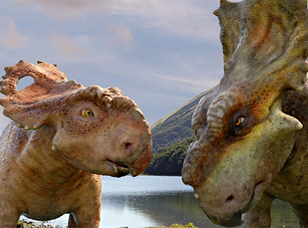 «Прогулки с динозаврами»