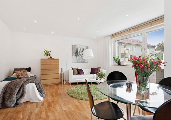 Как распланировать интерьер в маленькой квартире
