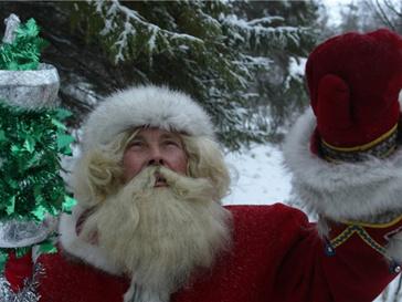 Всероссийский Дед Мороз начнет свой рейд по стране с Ямала
