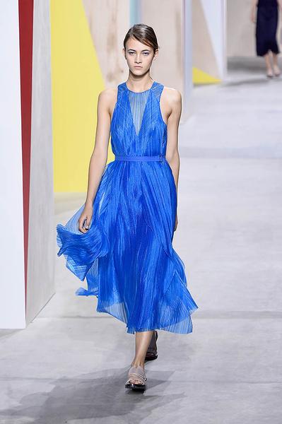 Неделя моды в Нью-Йорке: день девятый | галерея [2] фото [8]