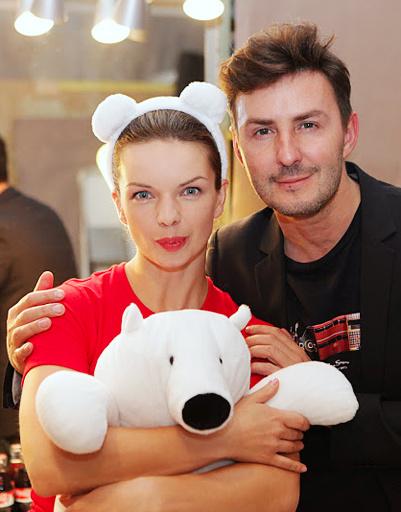 Алиса Гребенщикова и Владимир Широков