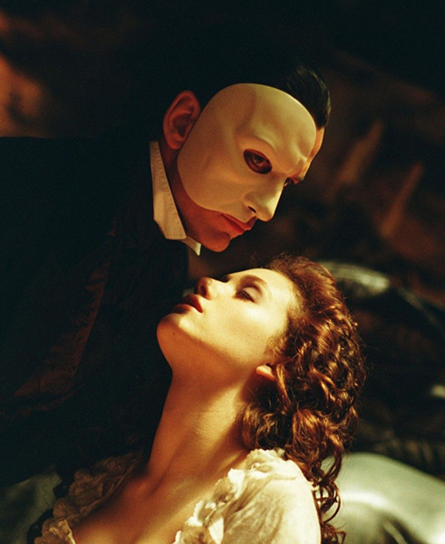 """""""Призрак Оперы"""" - один из самых популярных мюзиклов"""