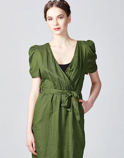 Платье Ganni, 4333 рубля