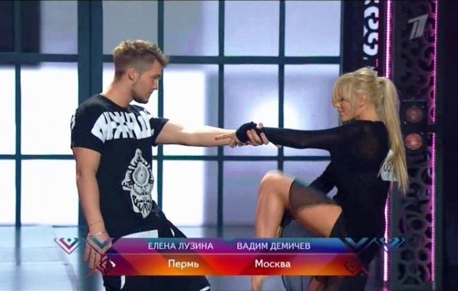 Танцуй! Пермячка Лена Лузина