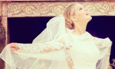 Мария Кожевникова отмечает годовщину свадьбы