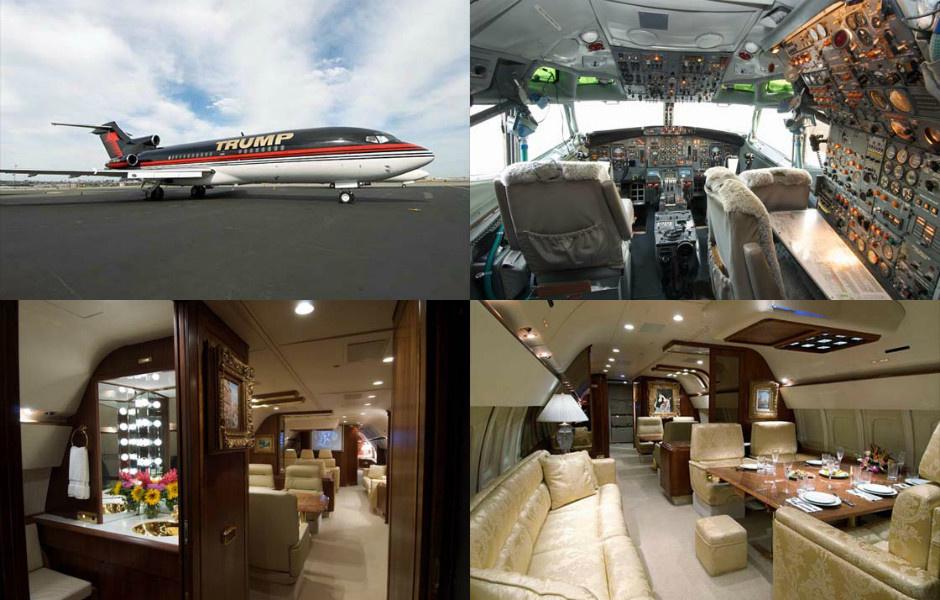Boeing 727 Дональда Трампа