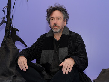 Тим Бертон (Tim Burton) обдумывает новый проект
