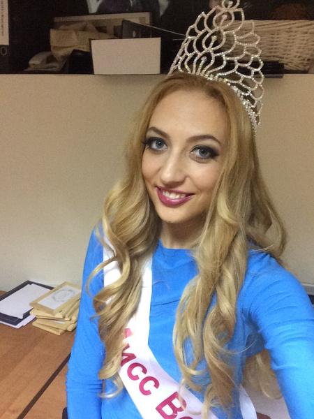 Юлия Шацких представит Воронеж на «Красе России-2015»