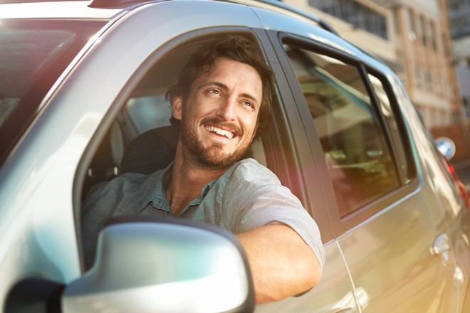 В пробках и на автозаправках легко познакомиться с интересным мужчиной