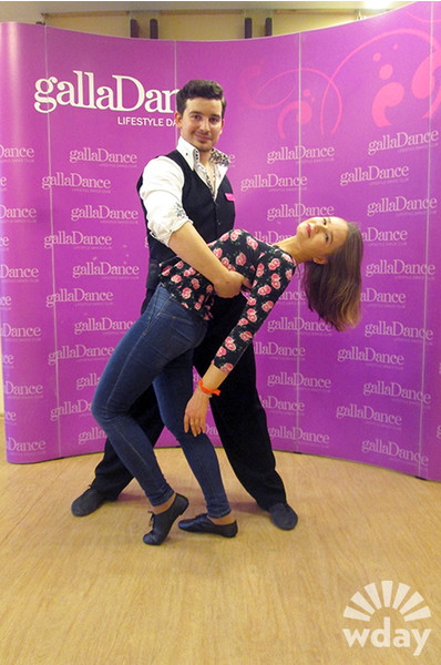Научиться танцевать в Челябинске, танец на Новый год, фото, видео, подробности, Сальса