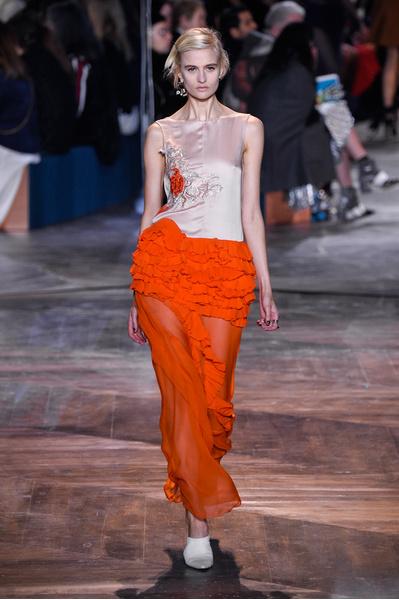 Christian Dior Haute Couture весна-2016