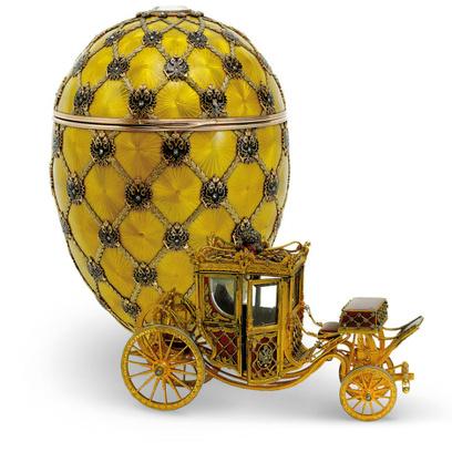 Яйцо «Коронационное»