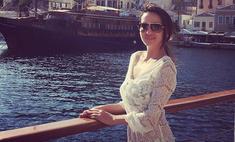 Экс-невеста Баскова отдыхает в Греции с другом