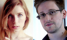 Эдвард Сноуден бросил свою девушку