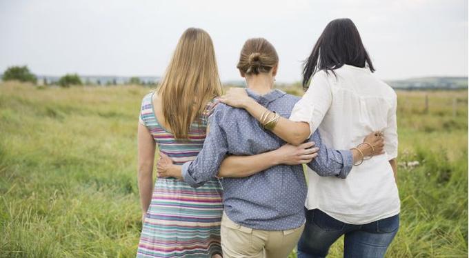 Подруга разводится: пять фраз, которые не нужно говорить