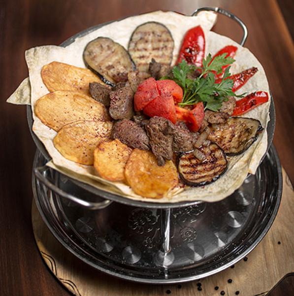 Блюда восточной кухни фото