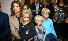 Секреты воспитания детей от Натальи Водяновой