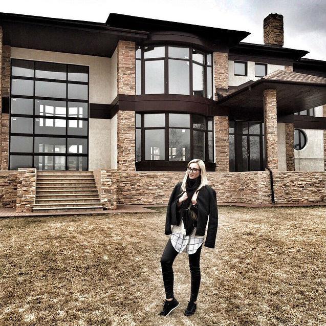 Дом Ольги Бузовой фото