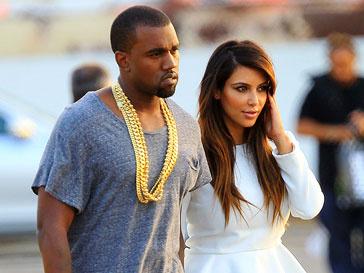Ким Кардашьян (Kim Kardashian) и Канье Уэст (Kanye West) стремятся занять достойное место на модном олимпе