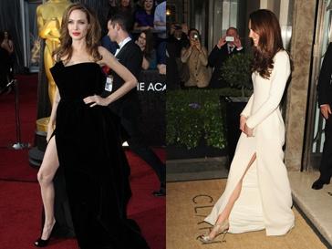 Кейт Миддлтон (Kate Middleton) и Анджелина Джоли (Angelina Jolie)