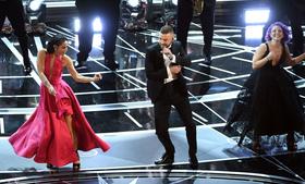 Полное видео фееричного номера Тимберлейка на «Оскаре»