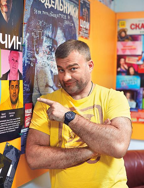 Поддубный фильм, Михаил Пореченков