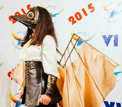 Стимпанк, фестиваль фэнтези и фантастики