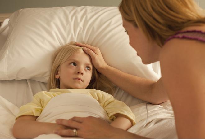 менингит у ребенка