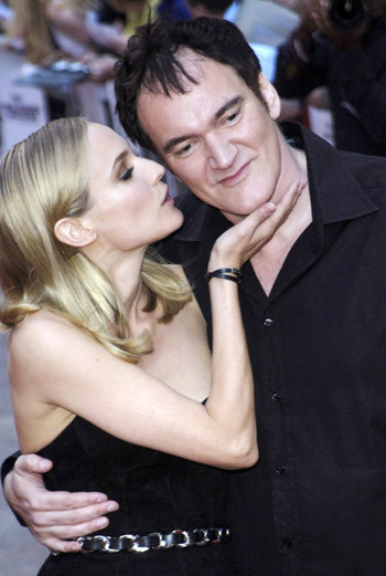Поцелуй Дианы Крюгер для Тарантино